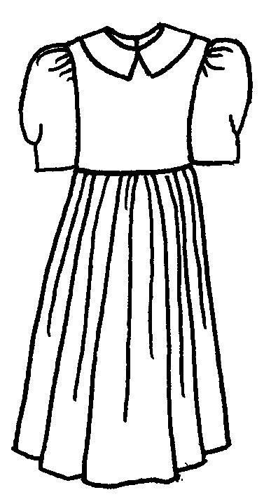 Free Clothes Cliparts Bw, Download Free Clip Art, Free Clip.