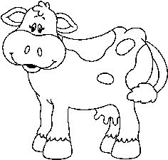 sheep clipart black and white.