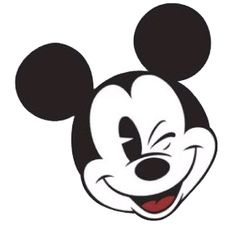Disney Clipart Black And White.