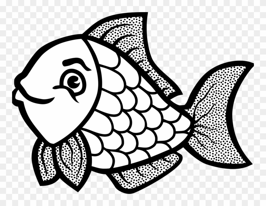 Download Fish Coloring Page.