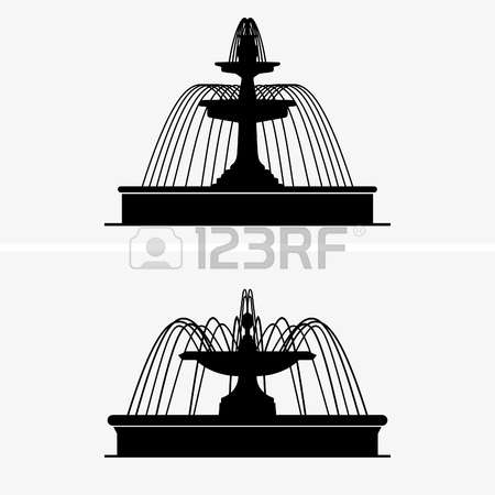 2,456 Water Fountain Stock Illustrations, Cliparts And Royalty.