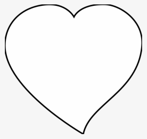 White Hearts PNG Images.