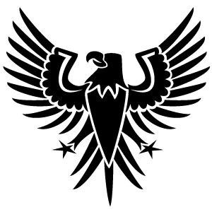american eagle clip art.