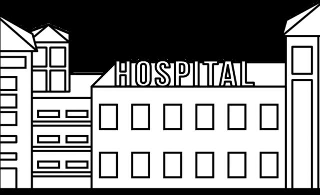 Hospital Clipart Health Centre.