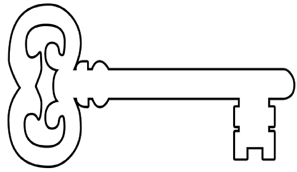 Picture Of A Key.