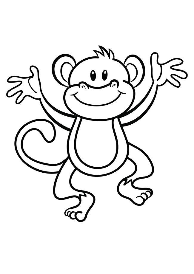 Monkey Template.