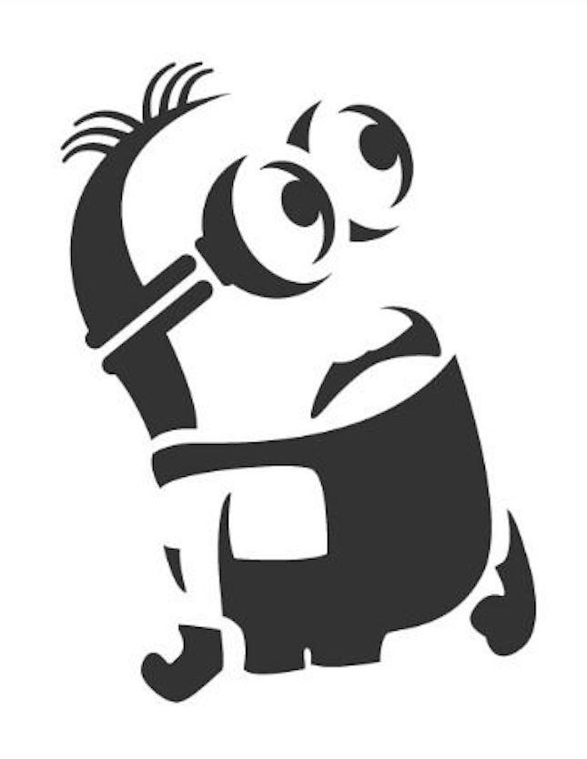17 best ideas about Minion Stencil on Pinterest.