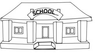 Similiar Building Clip Art Black And White Keywords.
