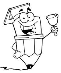 Image result for english teacher clipart black and white.
