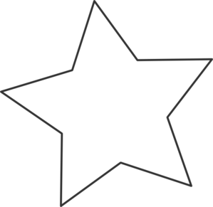Star Clipart Black And White & Star Black And White Clip Art.