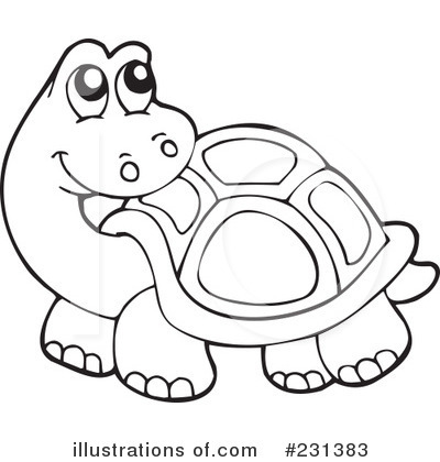 22+ Turtle Clipart Black And White.