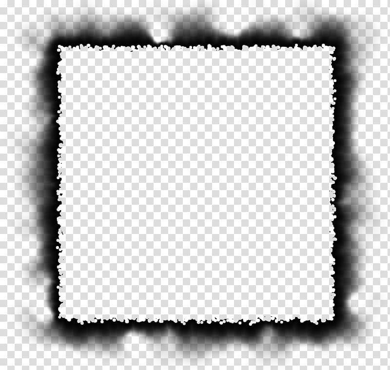 Burned Edges I s, black border transparent background PNG clipart.