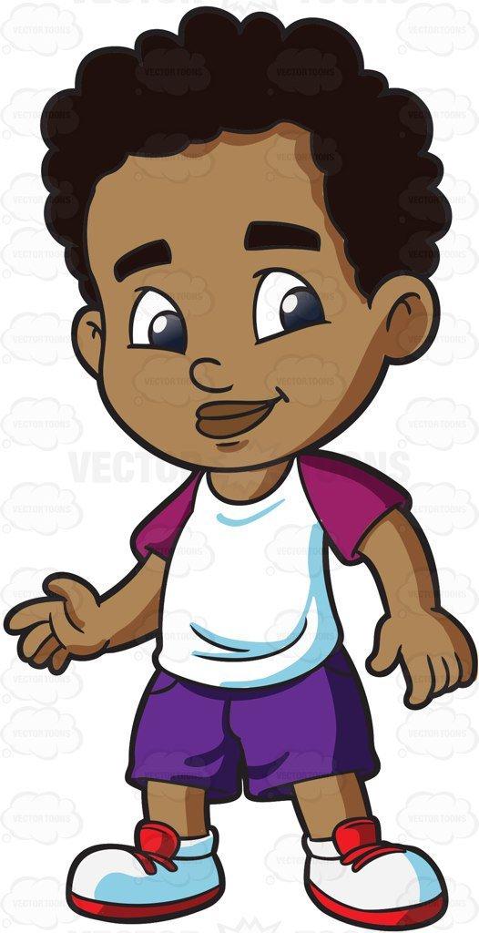 Clipart black boy 5 » Clipart Portal.