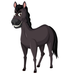 Clipart Horse Black and White Vector Images (over 100).
