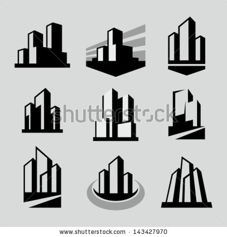 Construction Logo Stock Images, Royalty.