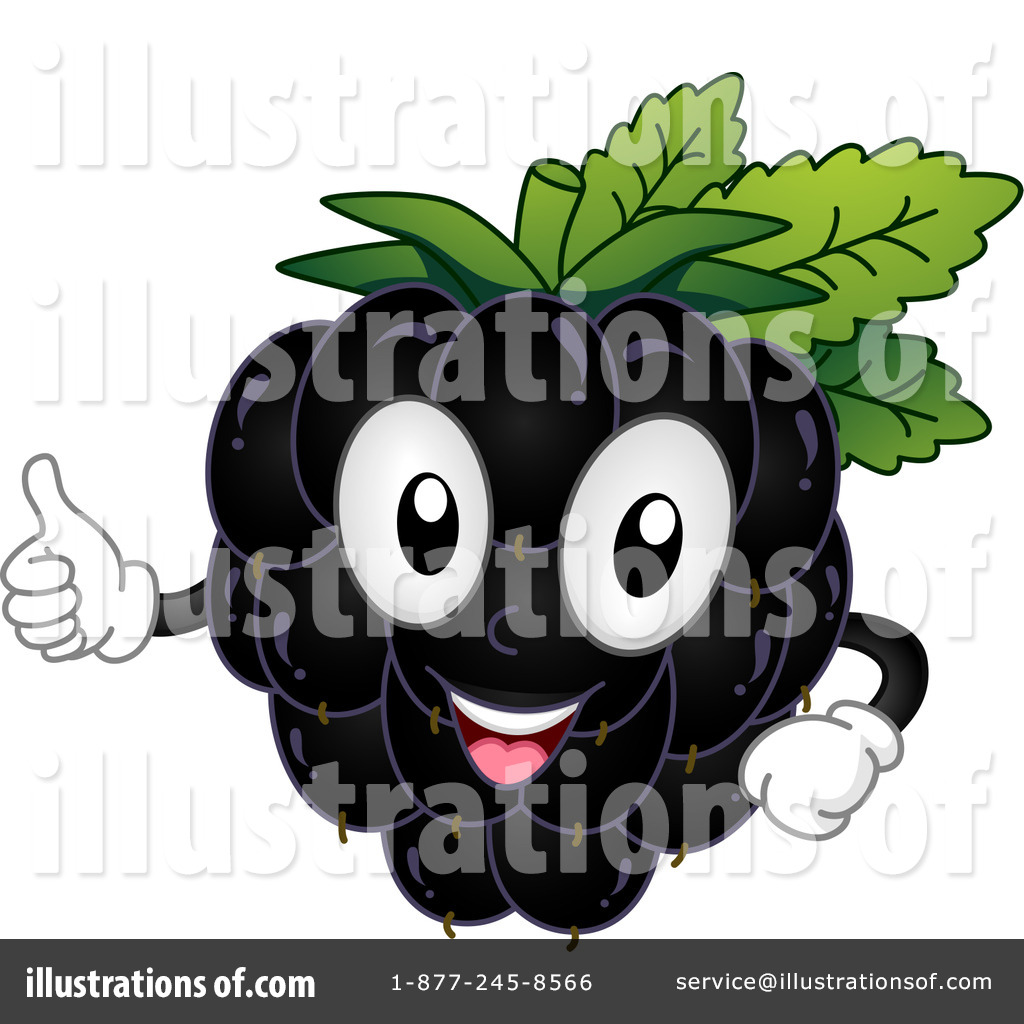 Blackberry Clipart #1129366.