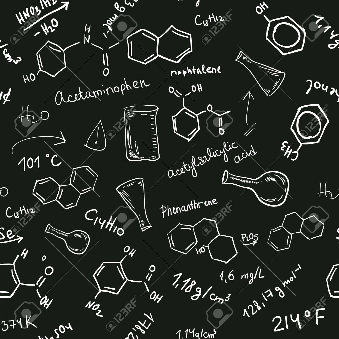 13,590 Chemical Formula Cliparts, Stock Vector And Royalty Free.