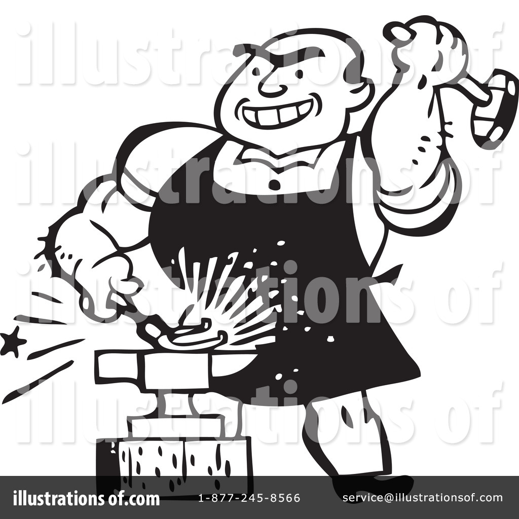 Blacksmith Clipart #210032.