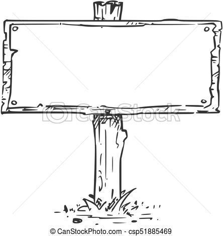 Blank sign board clipart » Clipart Portal.