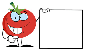 Blank Sign Clipart Image:.