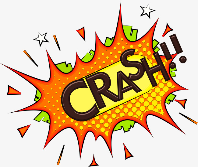 Orange Explosion Crash Clipart Blast PNG Image And Antique Prime 15.
