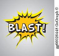 Blast Clip Art.