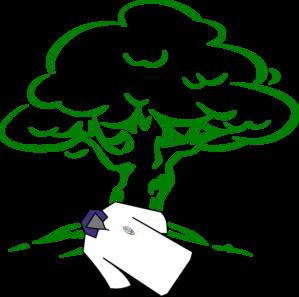 Bleeding Tree Clip Art at Clker.com.