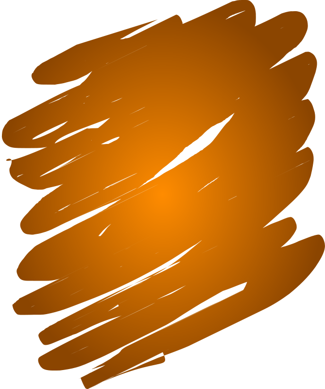 Free Clipart: Orange Blend.