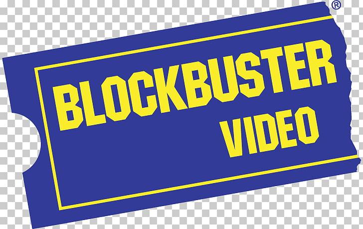 Blockbuster LLC Logo, Blockbuster PNG clipart.