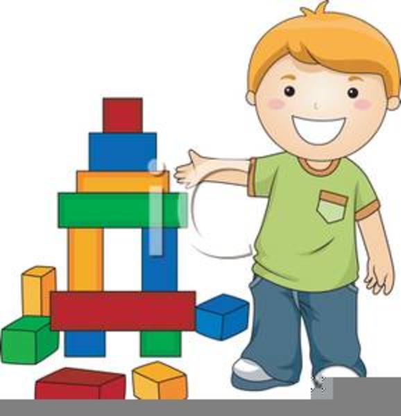 Preschool Blocks Clipart.