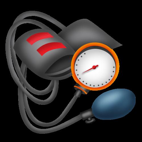 Blood pressure cuff.