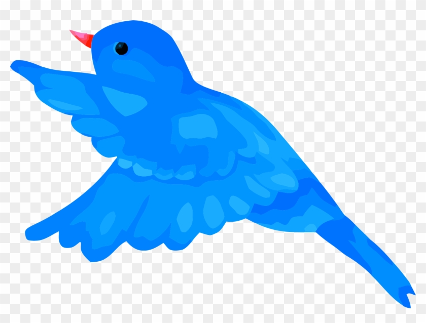 Blue Bird Clipart Mage Png.