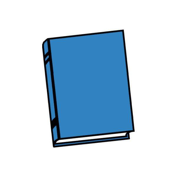 Free Blue Book Clipart.