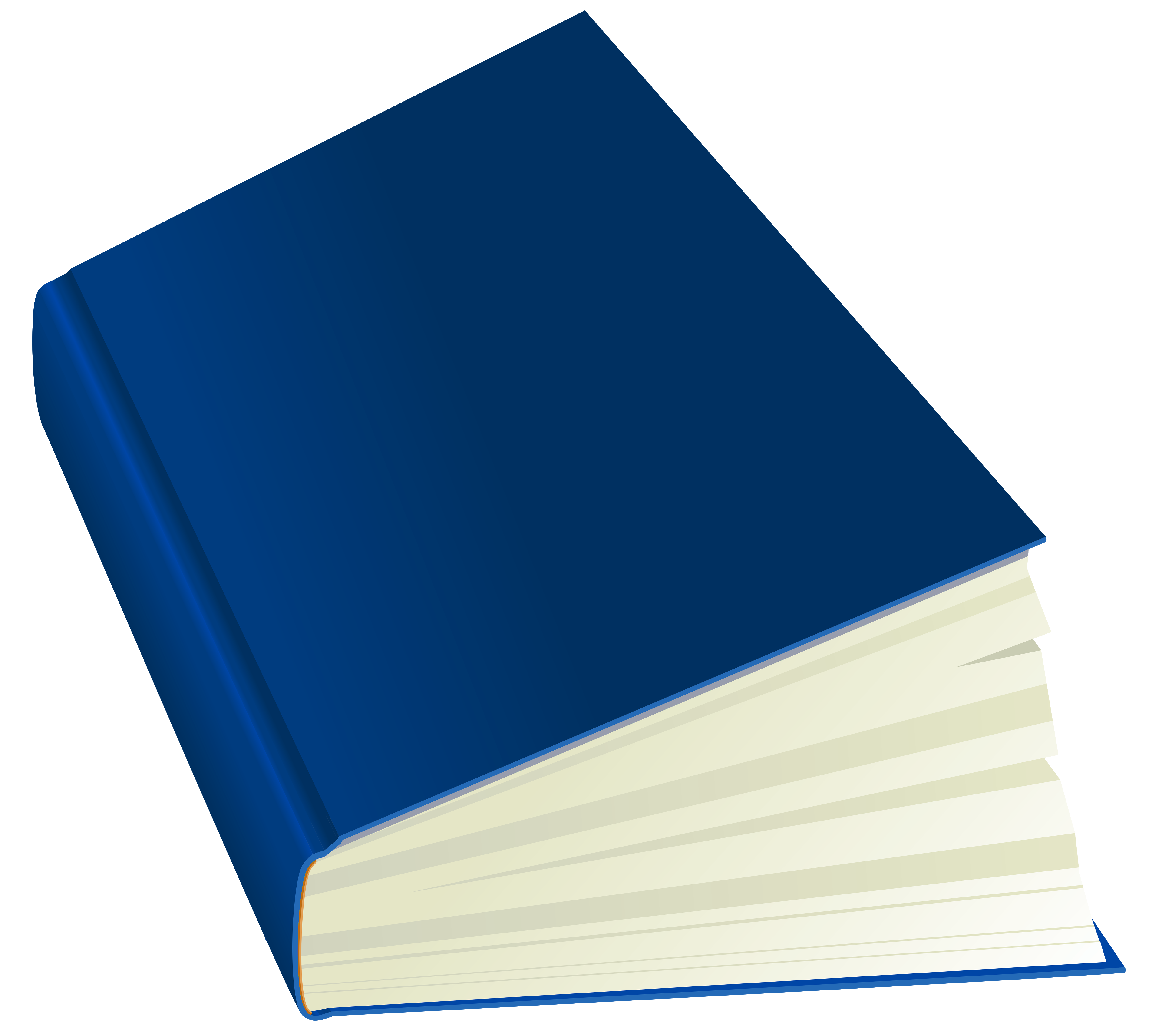 Blue Book PNG Clipart.