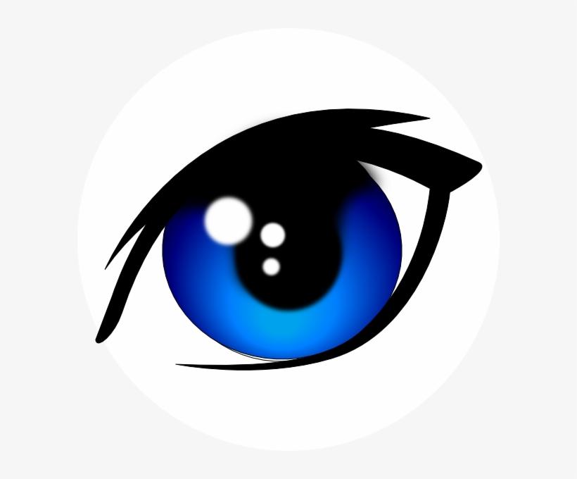 Eyeball Clipart Bird Eye.