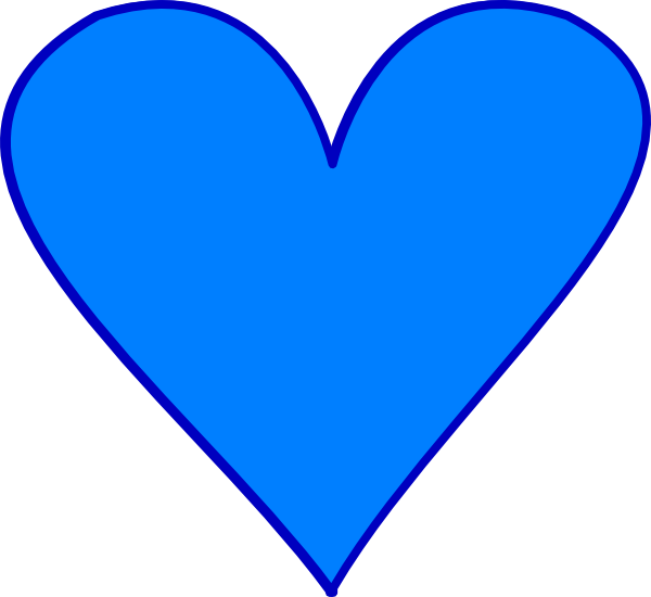 Heart Clip Art at Clker.com.
