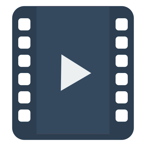 Blue movies in download free clipart with a transparent.