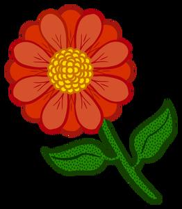 2132 Blume kostenlose clipart.
