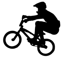 Image result for BMX clipart.