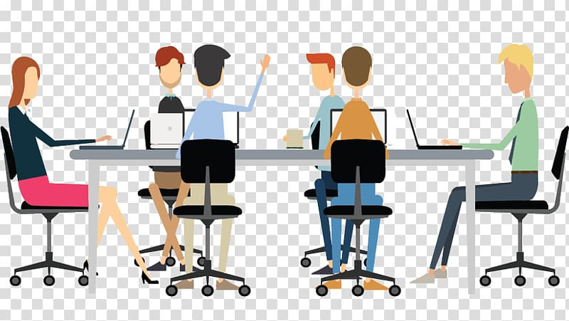 Board of directors transparent background PNG cliparts free.