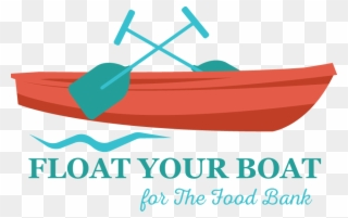 This Icon Depicts A Boat Floating In Water Clipart (#2604160.