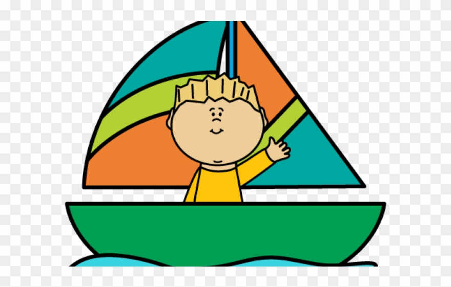 Sailing Boat Clipart Clipper Ship.