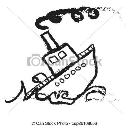 Sinking ship Stock Illustration Images. 810 Sinking ship.