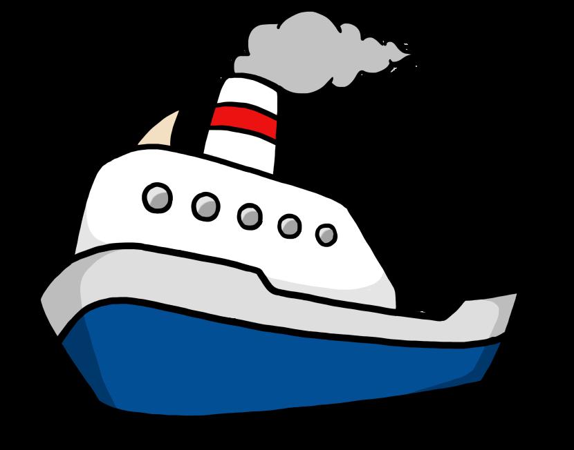 Cartoon Boats Images.