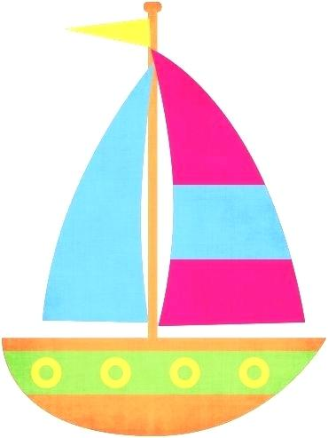 clipart of boats.
