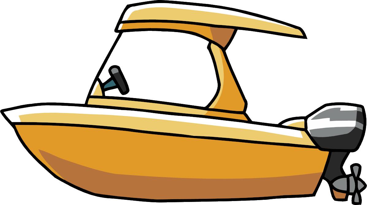 Boat Clipart Transparent.