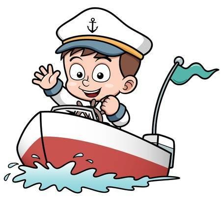 Cartoon boat clipart 2 » Clipart Portal.