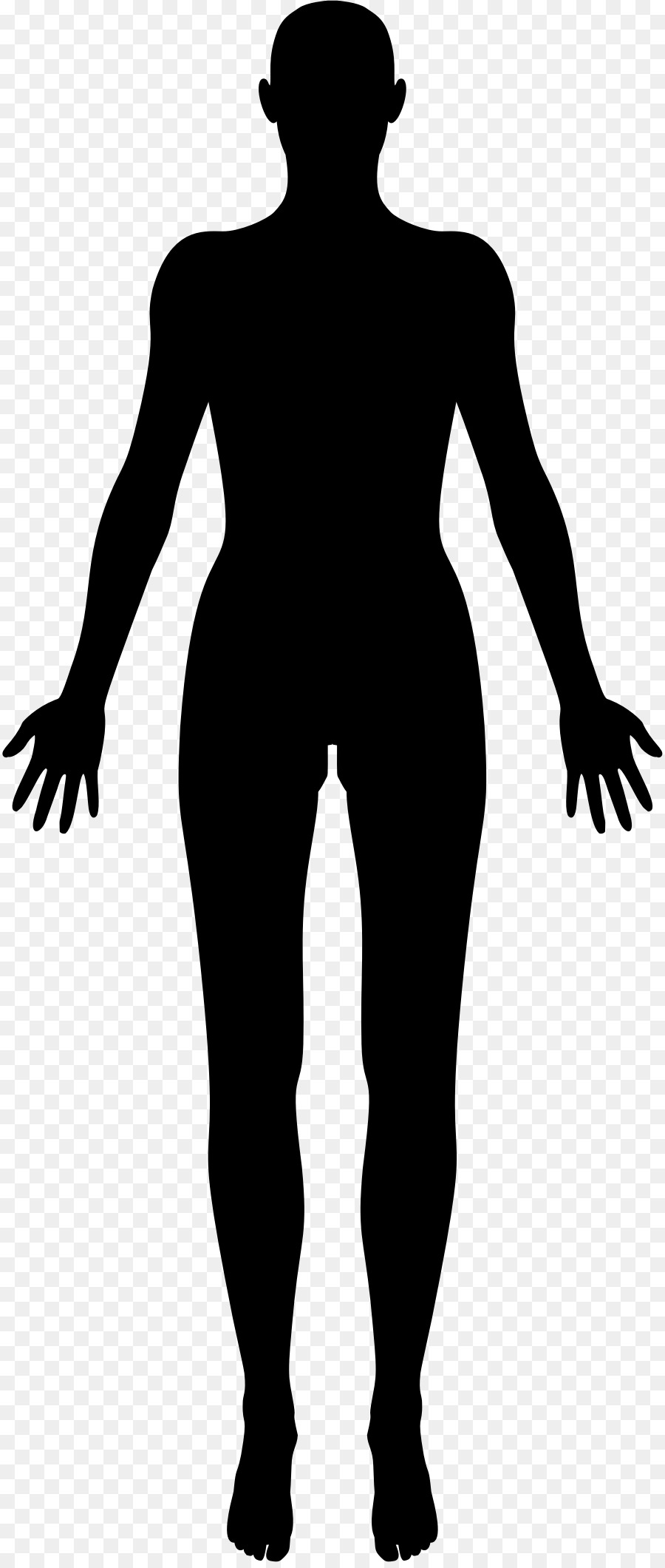 Silhouette Body Art.
