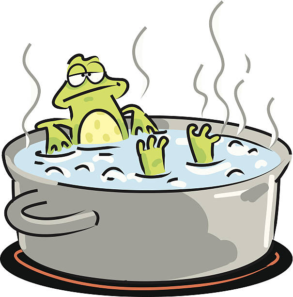 Best Boiling Water Illustrations, Royalty.