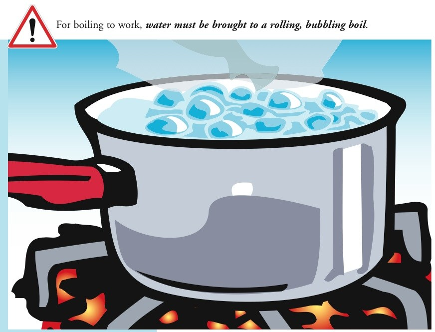 Clipart of boiling water 8 » Clipart Portal.